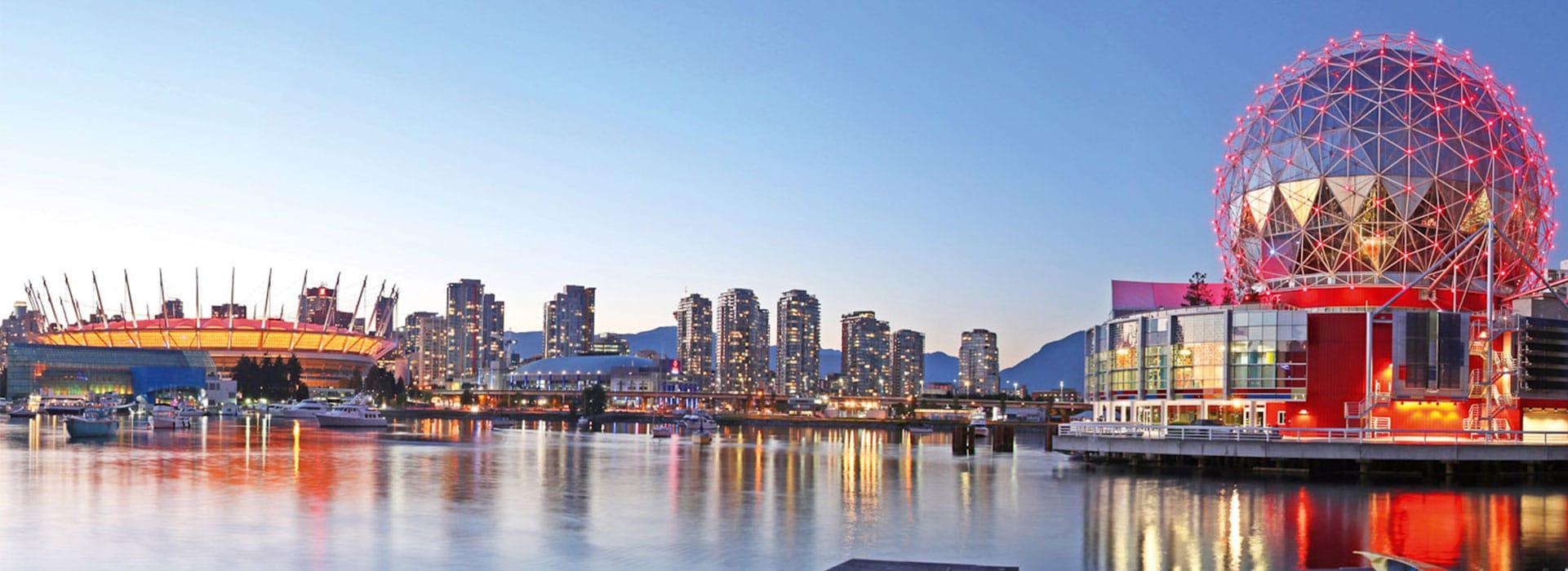 اخذ ویزای کانادا فوری و تضمینی